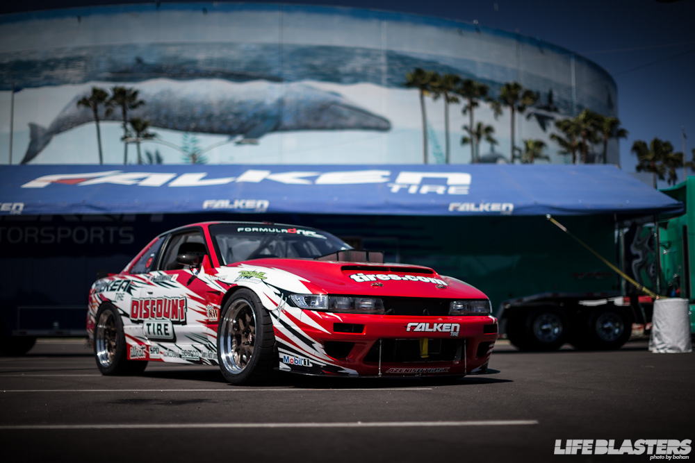 Formula DRIFT Kicks off its 10th Season at Long Beach