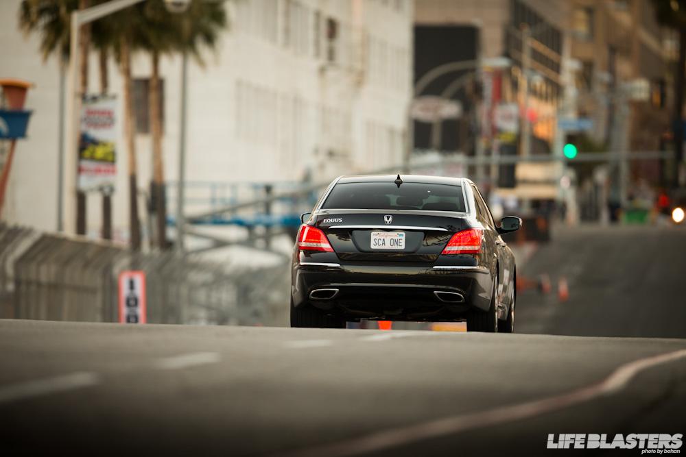 The Long Beach Grand Prix Course