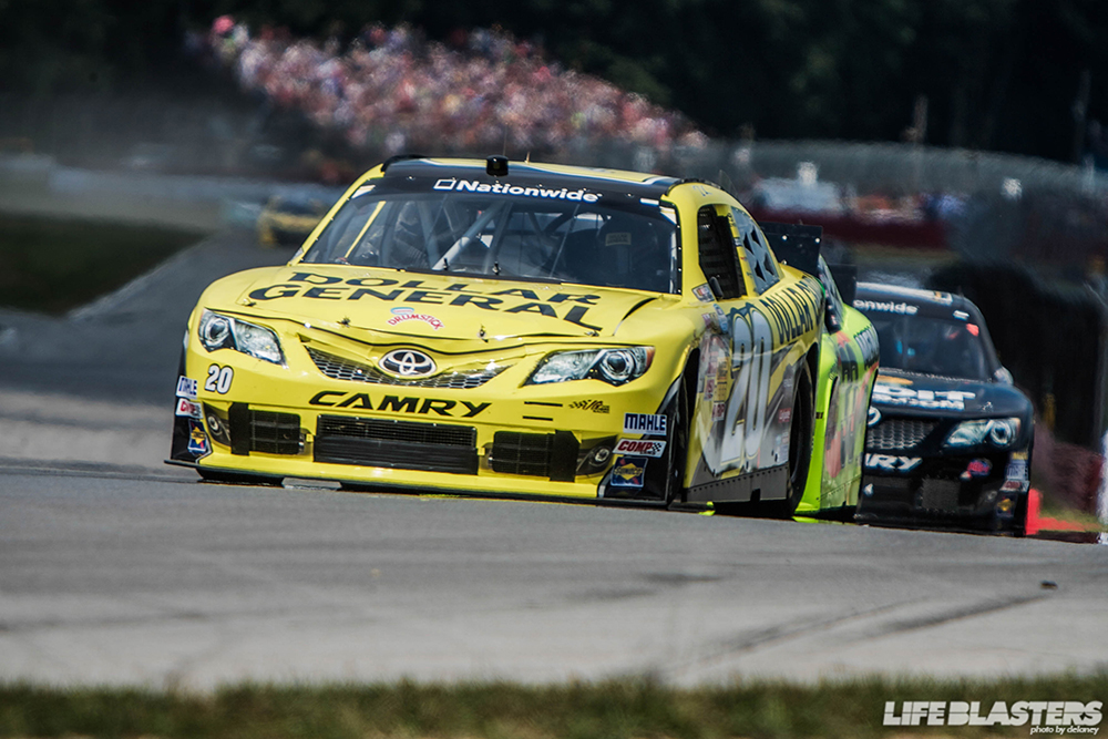 NASCAR Nationwide Children's Hospital 200