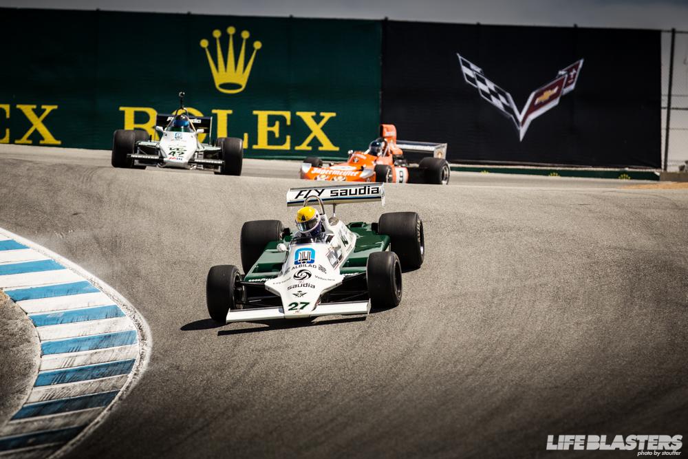 The Rolex Monterey Motorsports Reunion