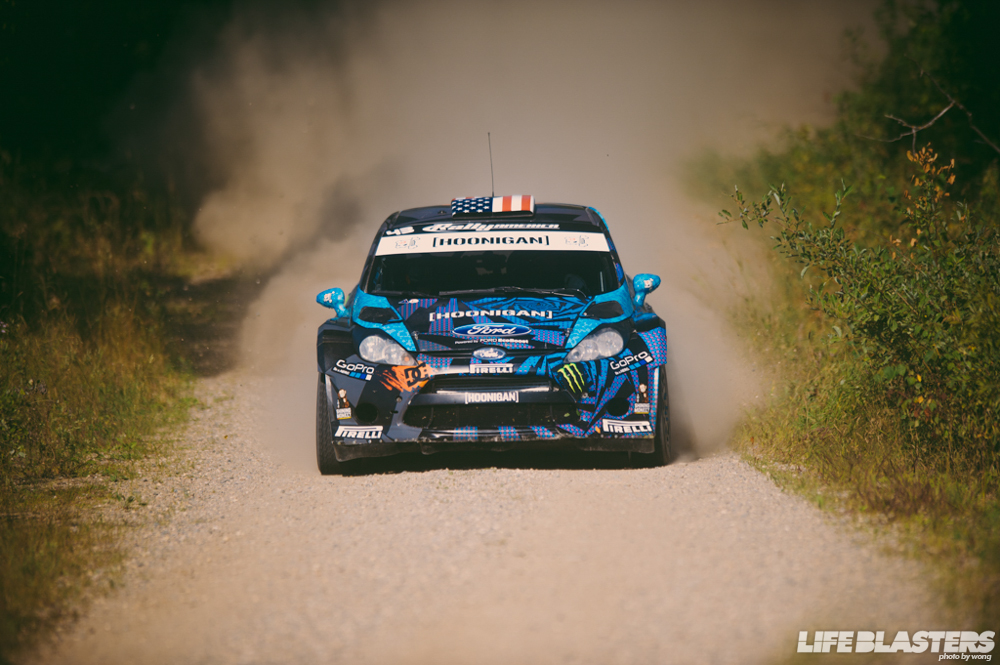Rally America Round 6: The Ojibwe Forests Rally