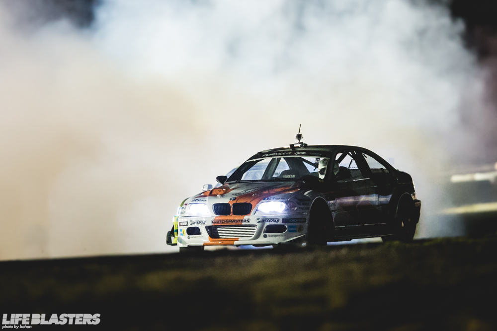 Formula D Texas: Changing of the Guard