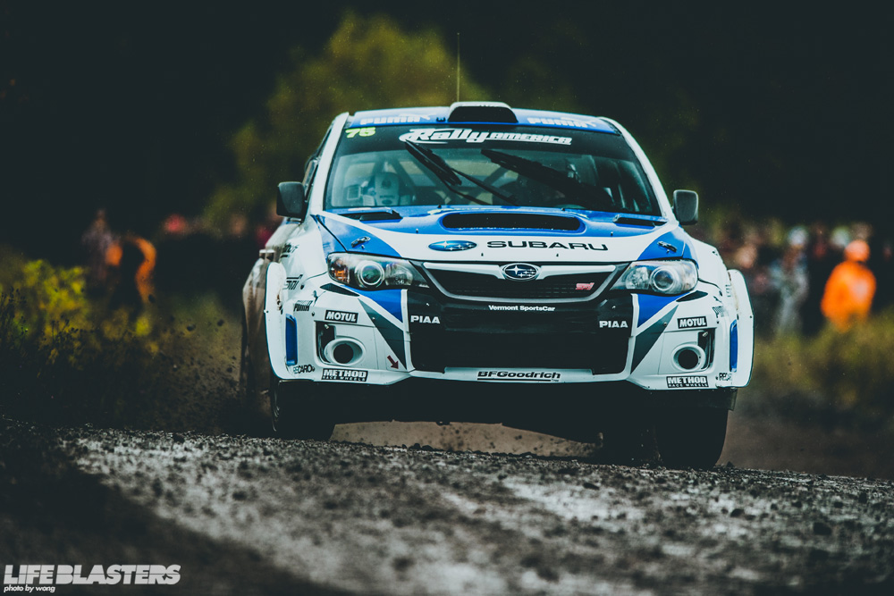 Rally America Round 7: The Lake Superior Performance Rally
