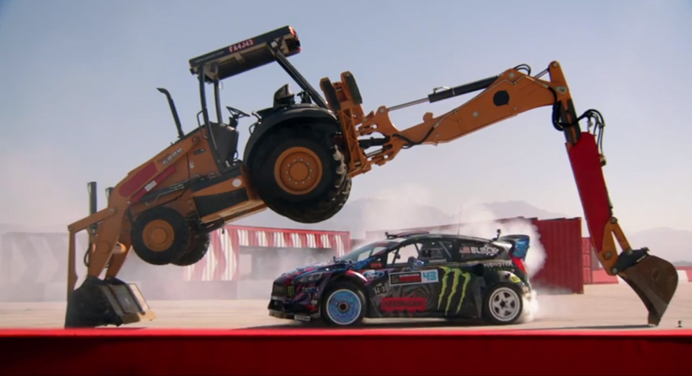 Video Monday: Ken Block's Gymkhana Six