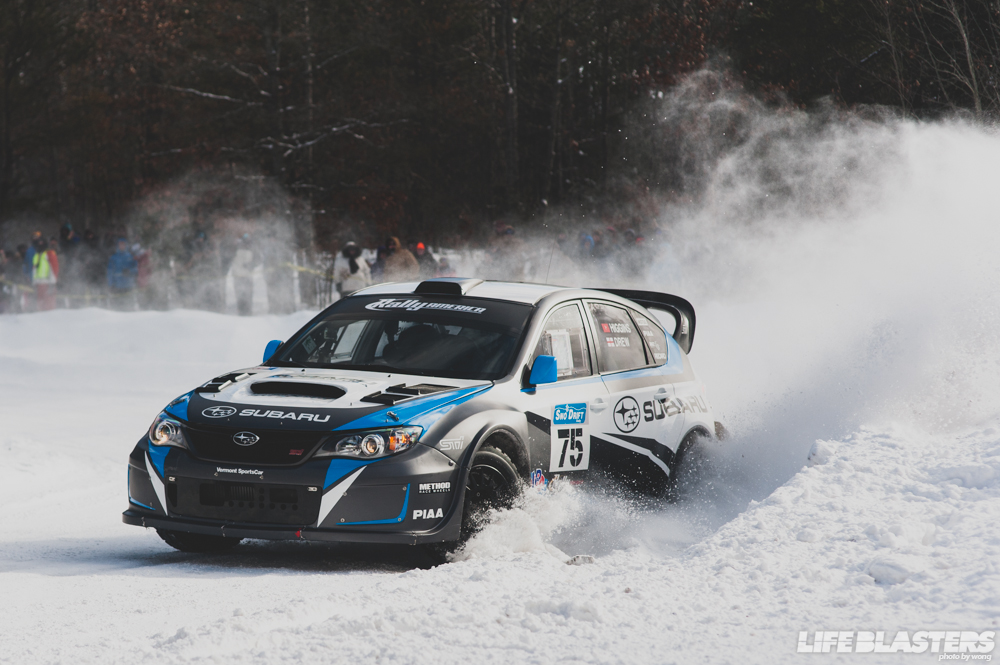 The SnoDrift Rally: Bringing in the 2014 Season