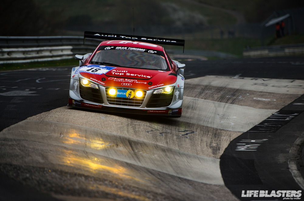 24h nurburgring qualifying