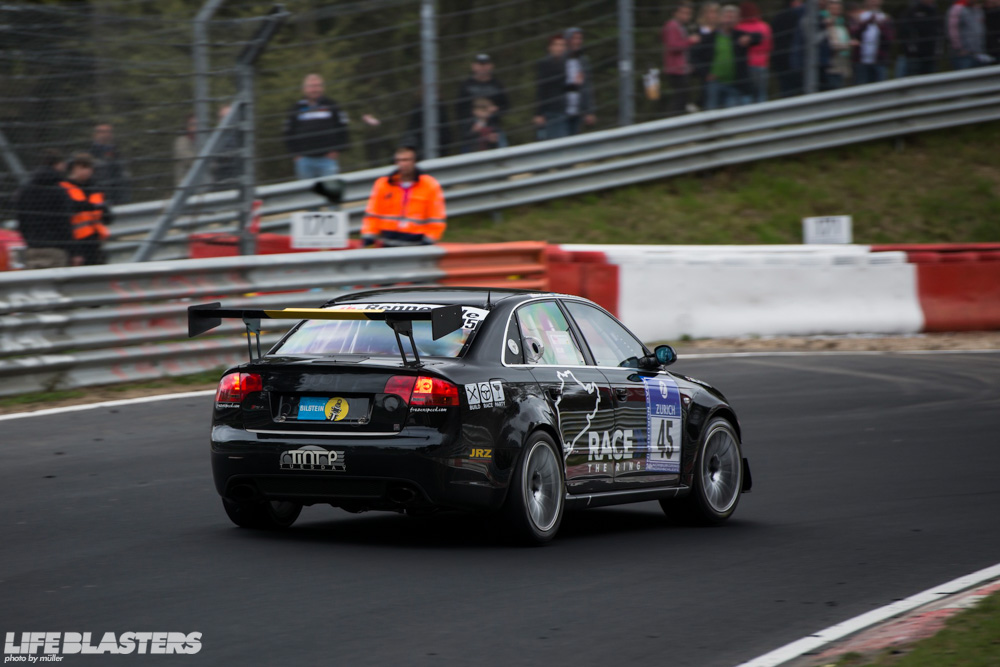 bill caswell nurburgring