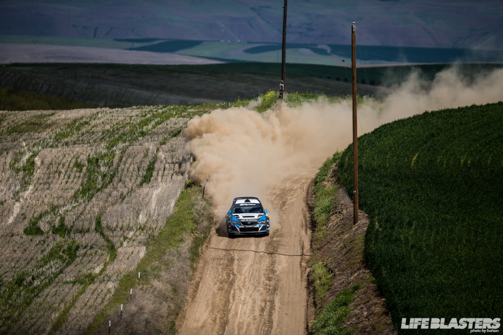 oregon trail rally