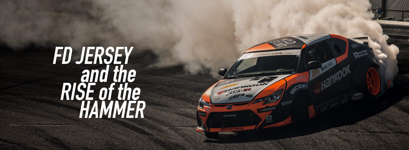 Formula D New Jersey and the Rise of the Hammer