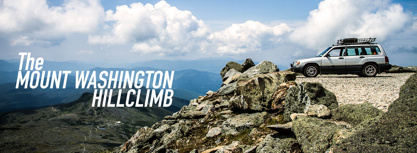 The Mt. Washington Hillclimb
