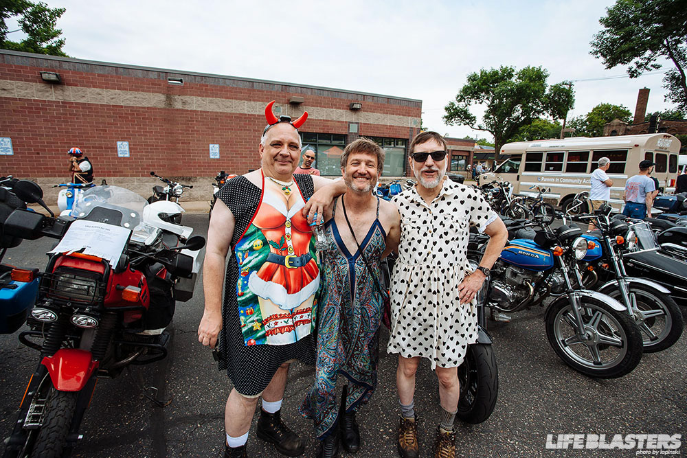 bearded lady motorcycle freak show