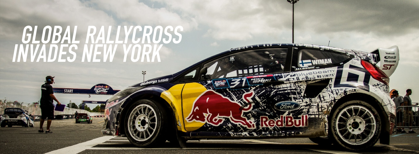 Global Rallycross Invades New York