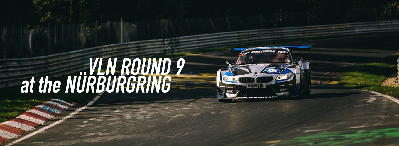 VLN Round 9 at the Nürburgring