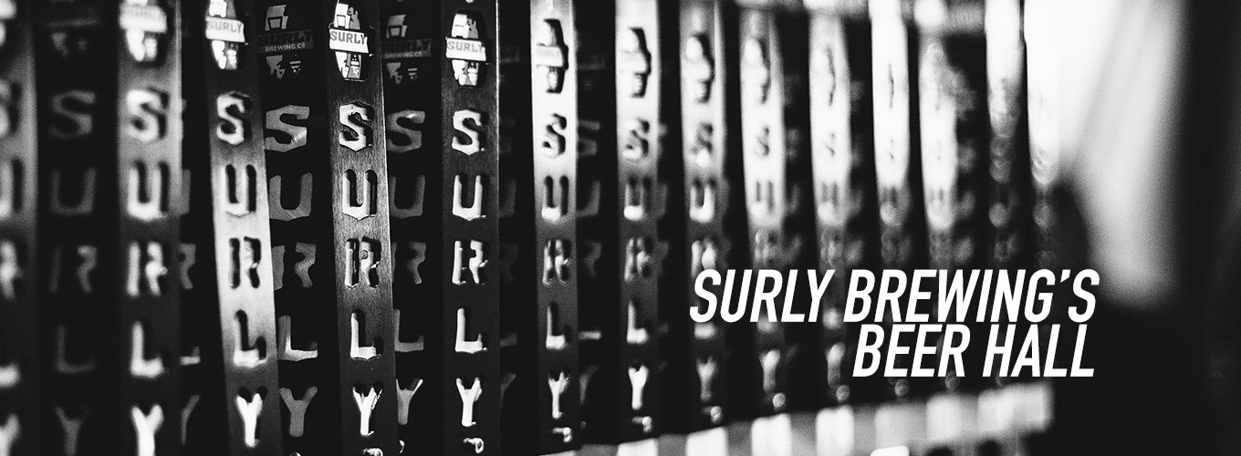Surly Brewing's Beer Hall