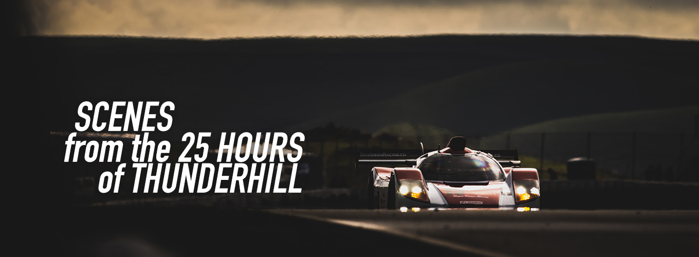 Scenes from the 25 Hours of Thunderhill
