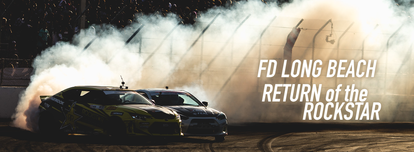 Formula D Long Beach: Return of the Rockstar