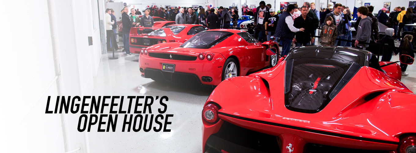 Lingenfelter's Open House