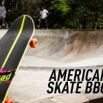 American Nomad's Skate BBQ